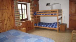 chambre 3 lits superposés